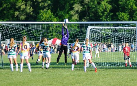 Goalies need focus and strong stomachs