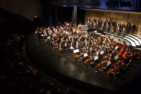 Music of P-CEP: Choir and Orchestra's fall concert