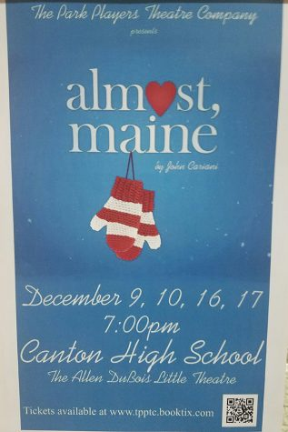 P-CEP's stunning new production: 'Almost, Maine'