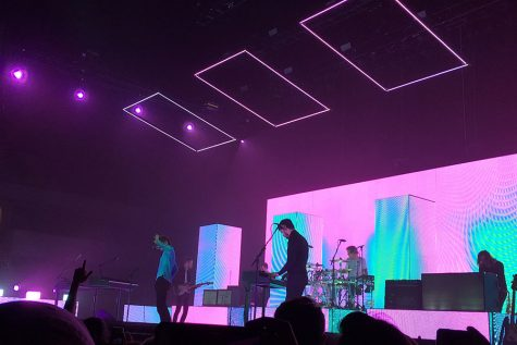 The 1975 Concert: