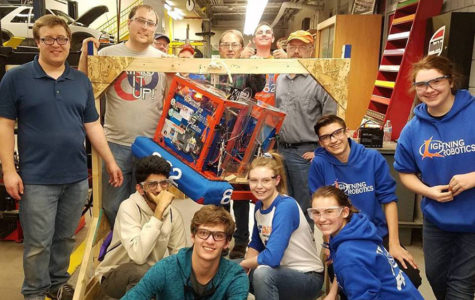 Robotics Team Heads into Competition Season