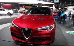 Alternate Text Not Supplied for Alfa Romeo Stelvio Quadrifoglio.