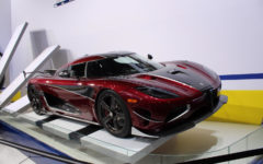 Alternate Text Not Supplied for Koenigsegg RS.