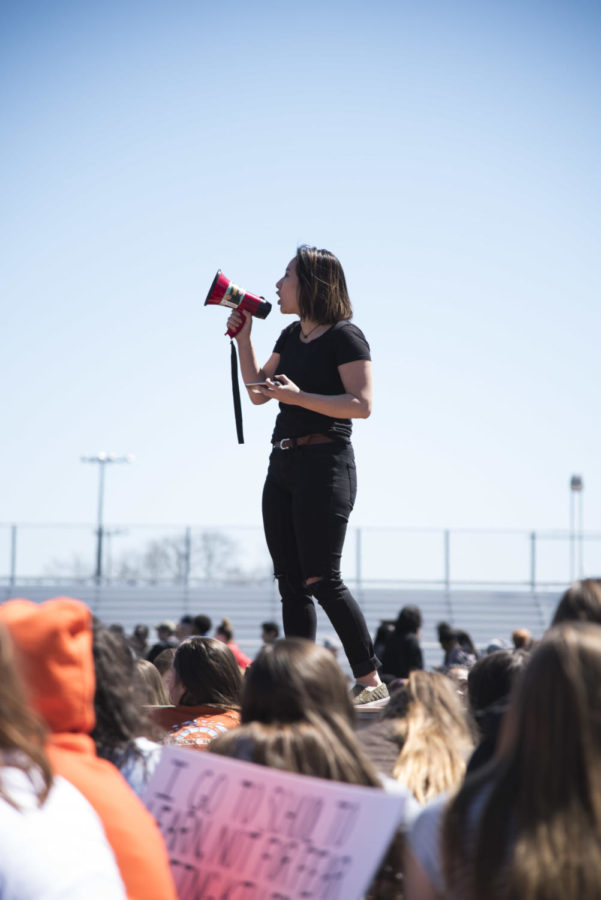 National+Walkout+in+Honor+of+Columbine+Shooting+Draws+Support+from+Hundreds+of+Students