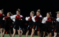 Canton PomPon delivers yet another dazzling performance that entertains the crowds at halftime.